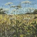 W Smardach, olej, płótno, 2012 r.40 x 30 cm, 2012 r.